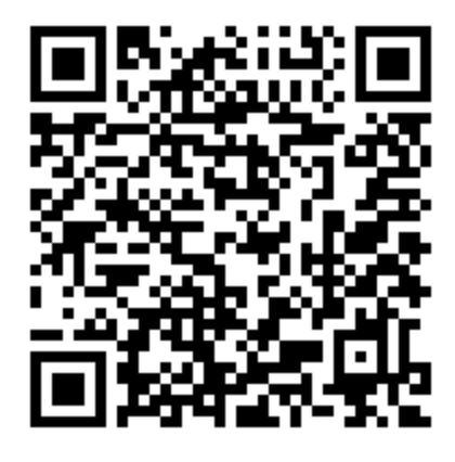 QR code for our program for the event